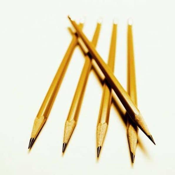 Как недобросовестный продавец может помочь прогрессу, или изобретение карандаша