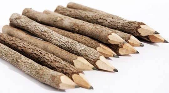 Как производят карандаши?