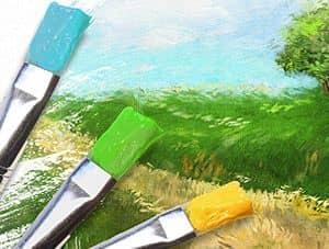Как выбрать кисть для масляной живописи?