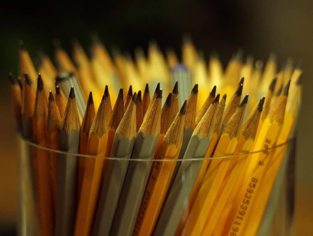 Какие бывают карандаши?