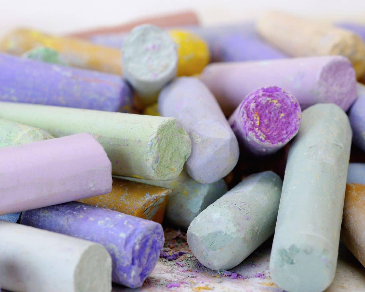 Основы рисования пастелью