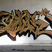 Граффити: как рисовать объемные буквы карандашом