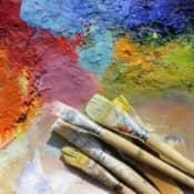 Основы: как смешивать масляные краски. Законы, техники и трюки