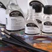 Разбавители для масляной живописи