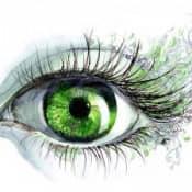 Рисуем человеческий глаз