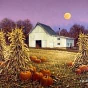 Рисуем осень: 5 вдохновляющих идей