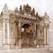 Зарисовки архитектуры