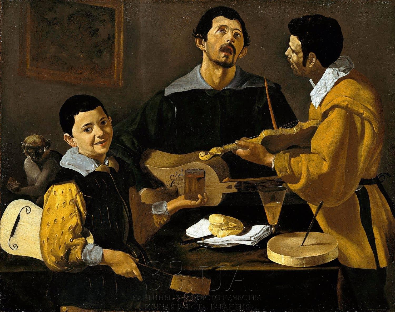 Валёр как основа колористической живописи