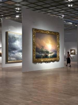 Где продавать картины: советы начинающему художнику. Часть 2