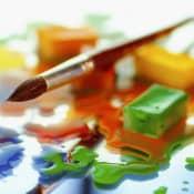Как производятся акварельные краски.