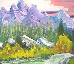Живопись темперными и гуашевыми красками: технические нюансы
