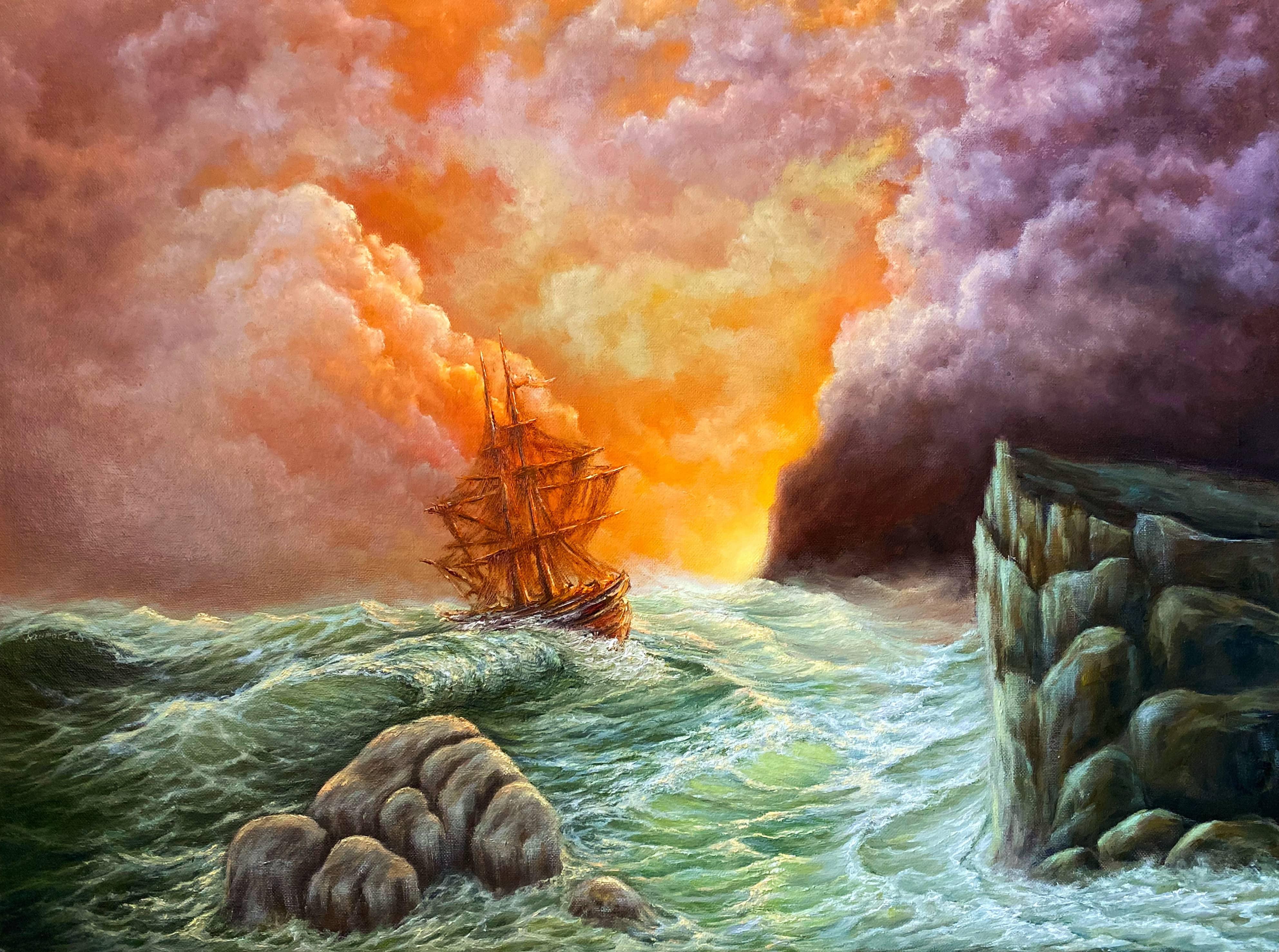Море волнуется,манит к себе,вдаль убегает небрежно