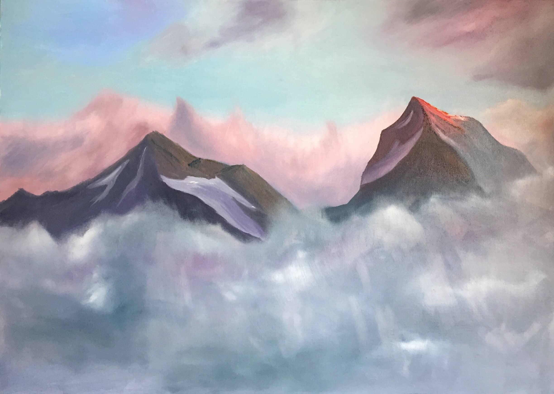 Вершины в облаках