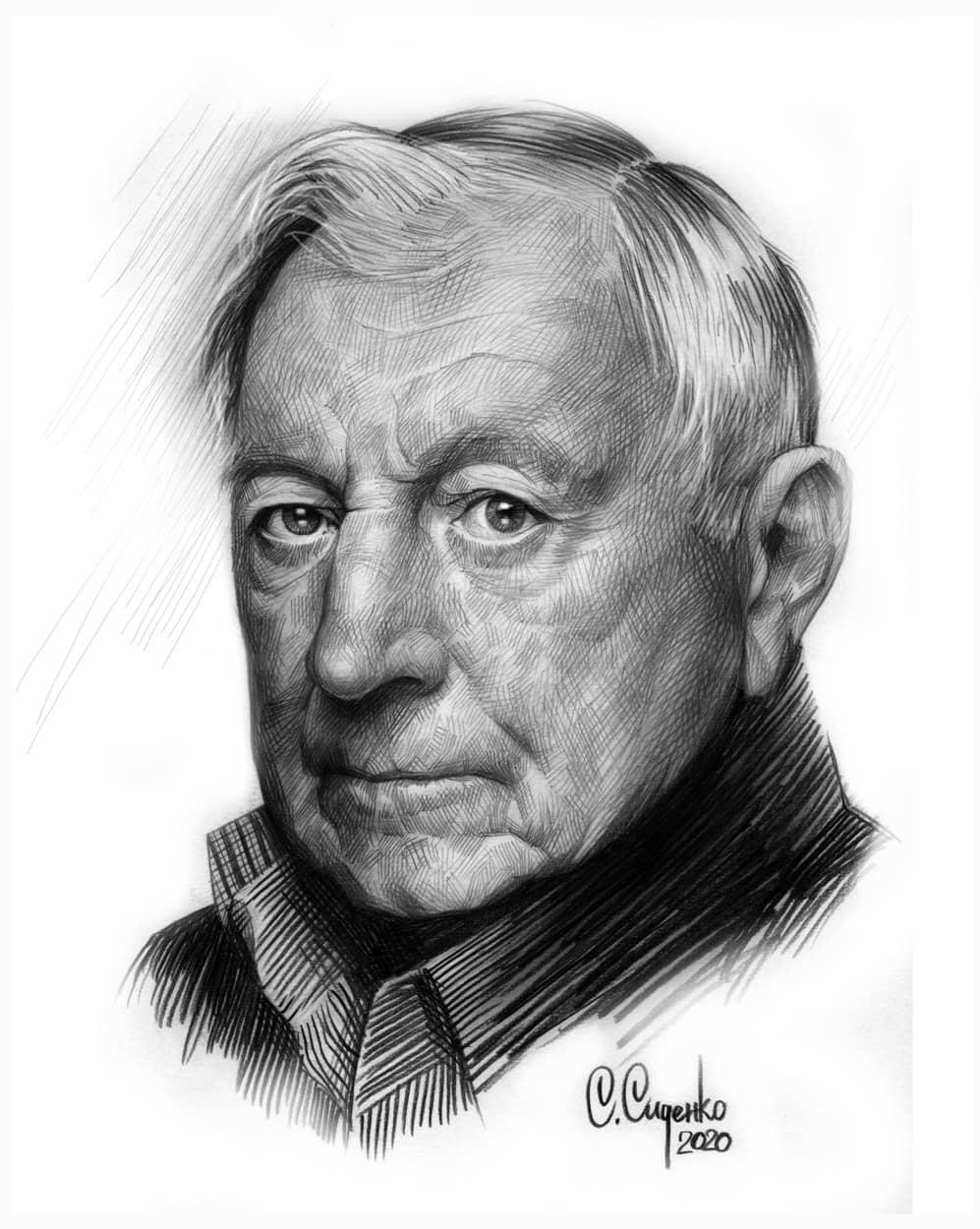 Портрет Г.А. Штиля