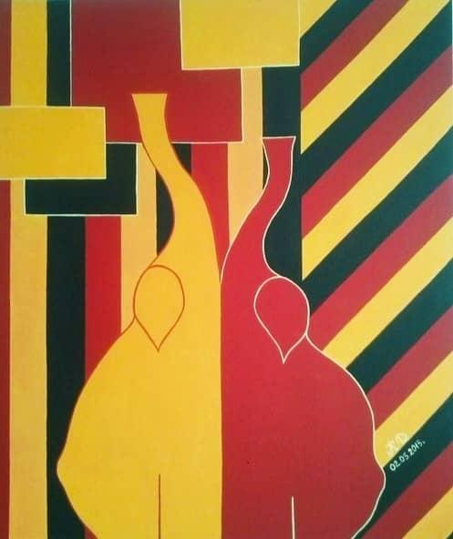 Влюбленные в искусство