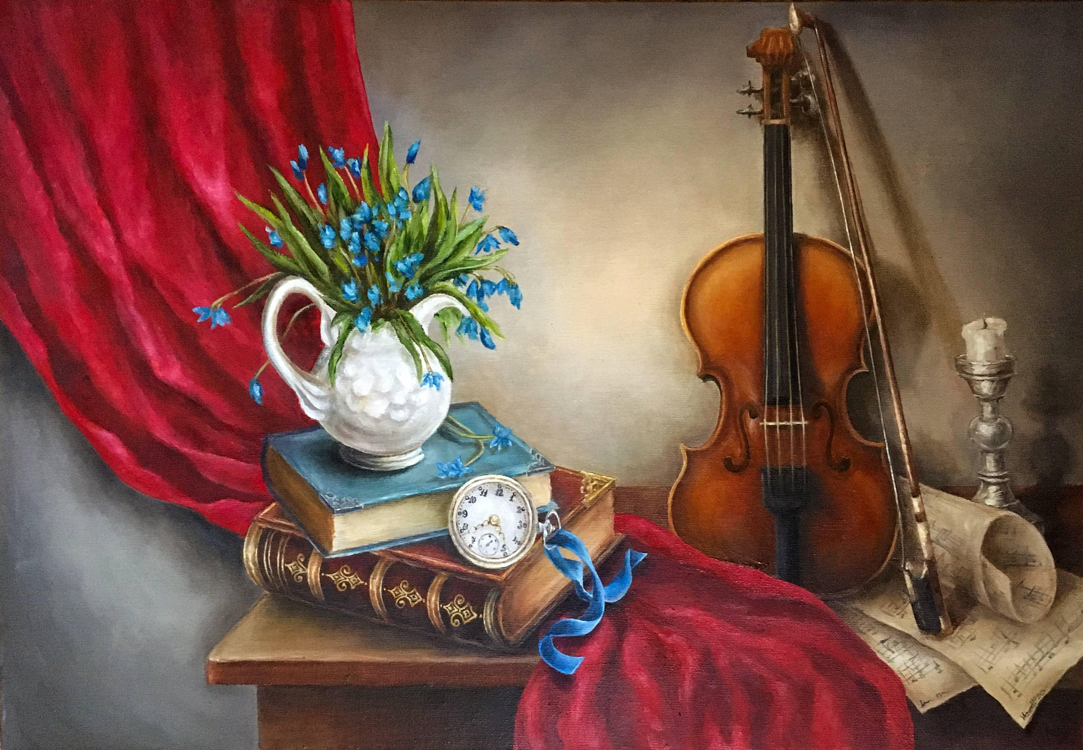 «Сыграй мне, скрипка, нежно о любви...»