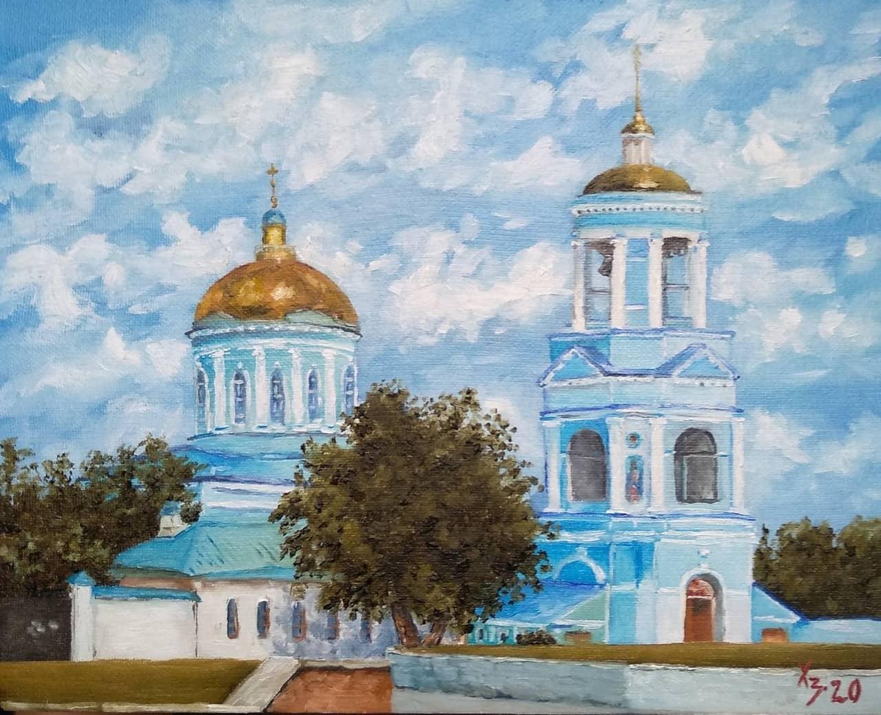 Покровский Храм. Воронеж