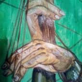Связаны одной нитью (1), художник Ирина