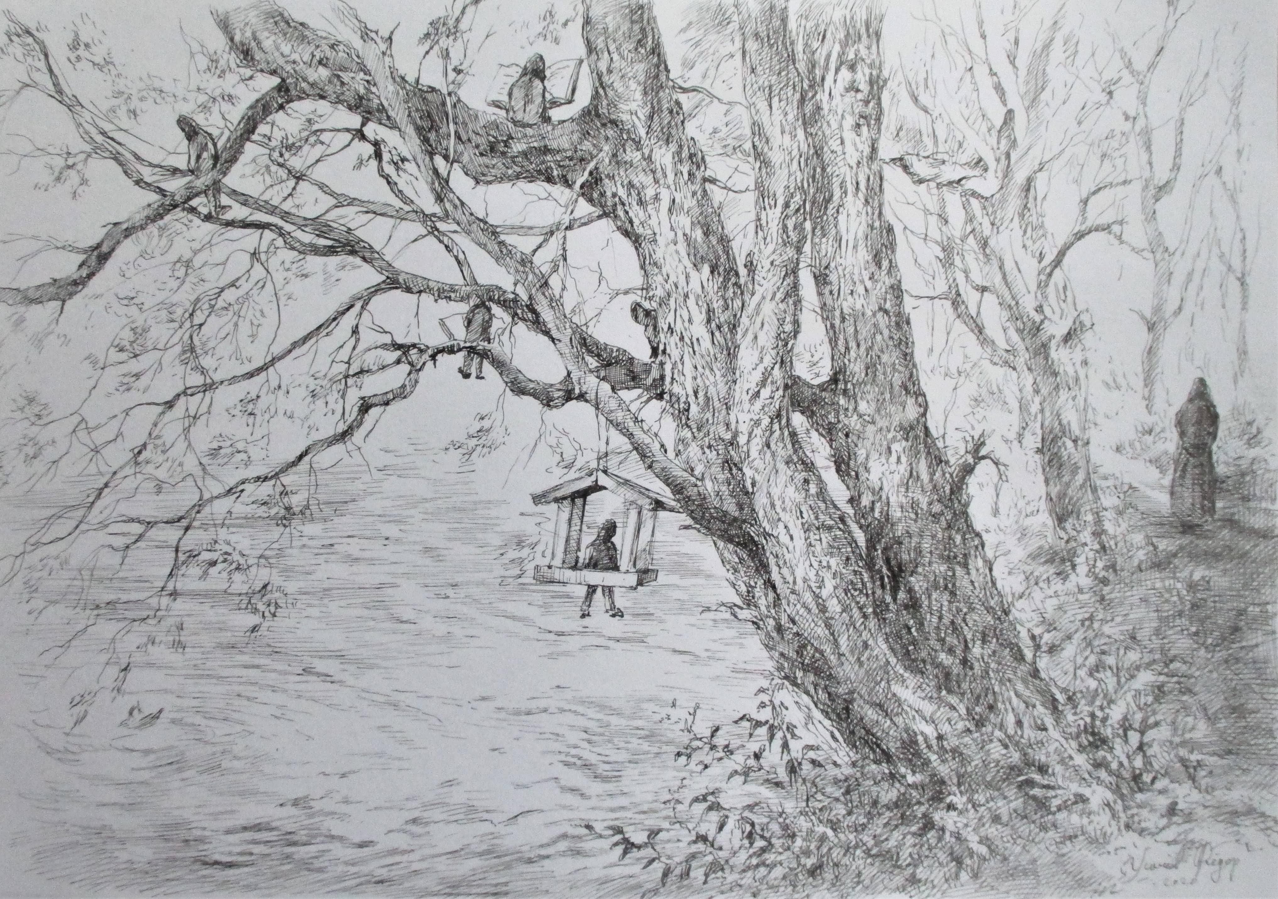 Дети деревьев