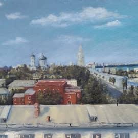 Воронеж. Вид из окна
