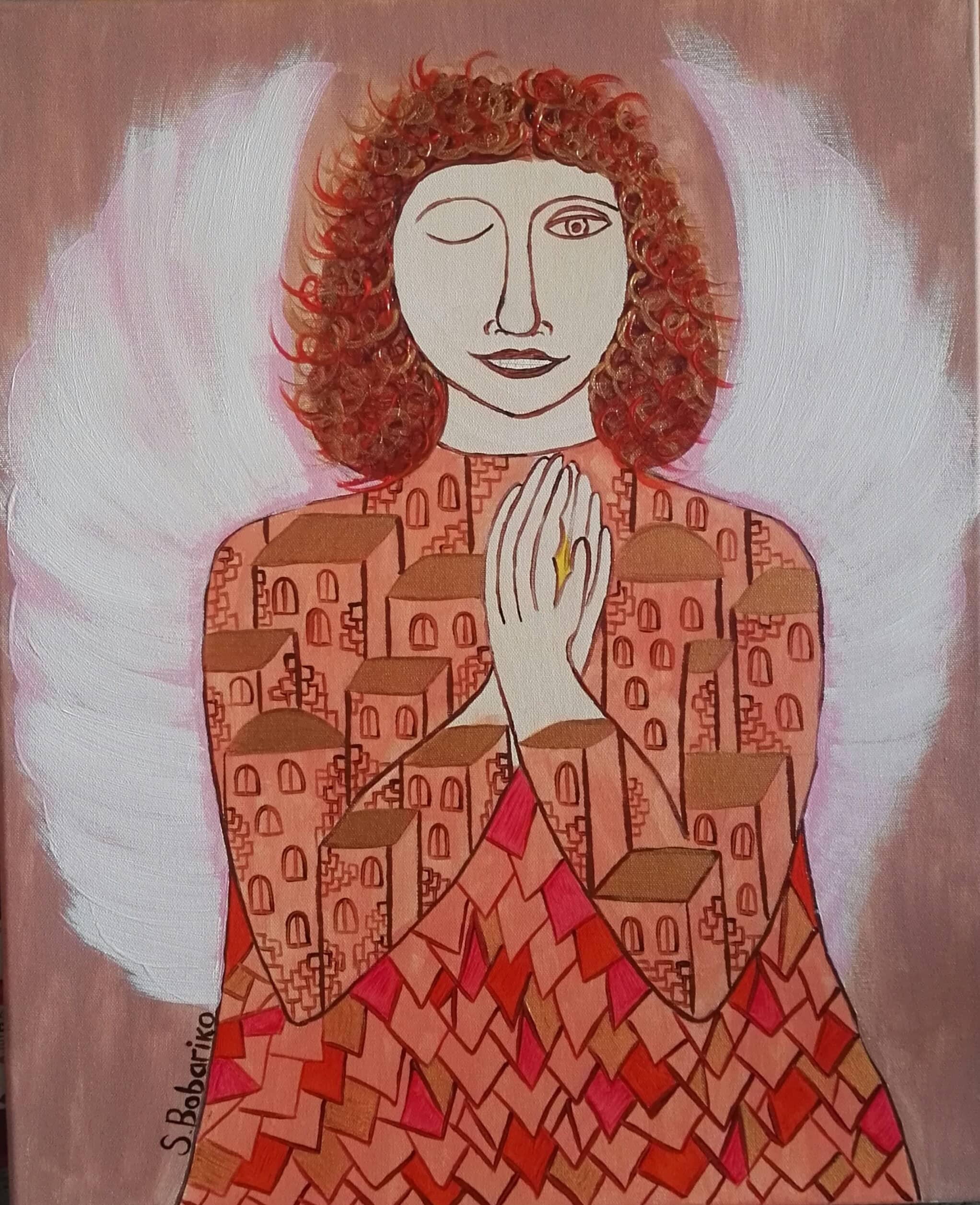 Ангел старого города.