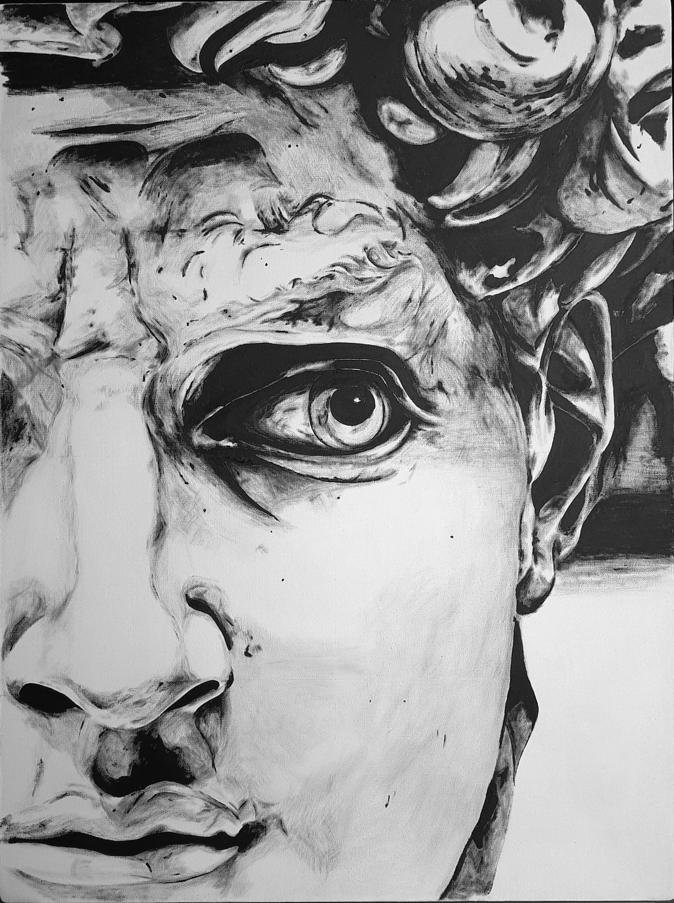 Давид - Микеланджело