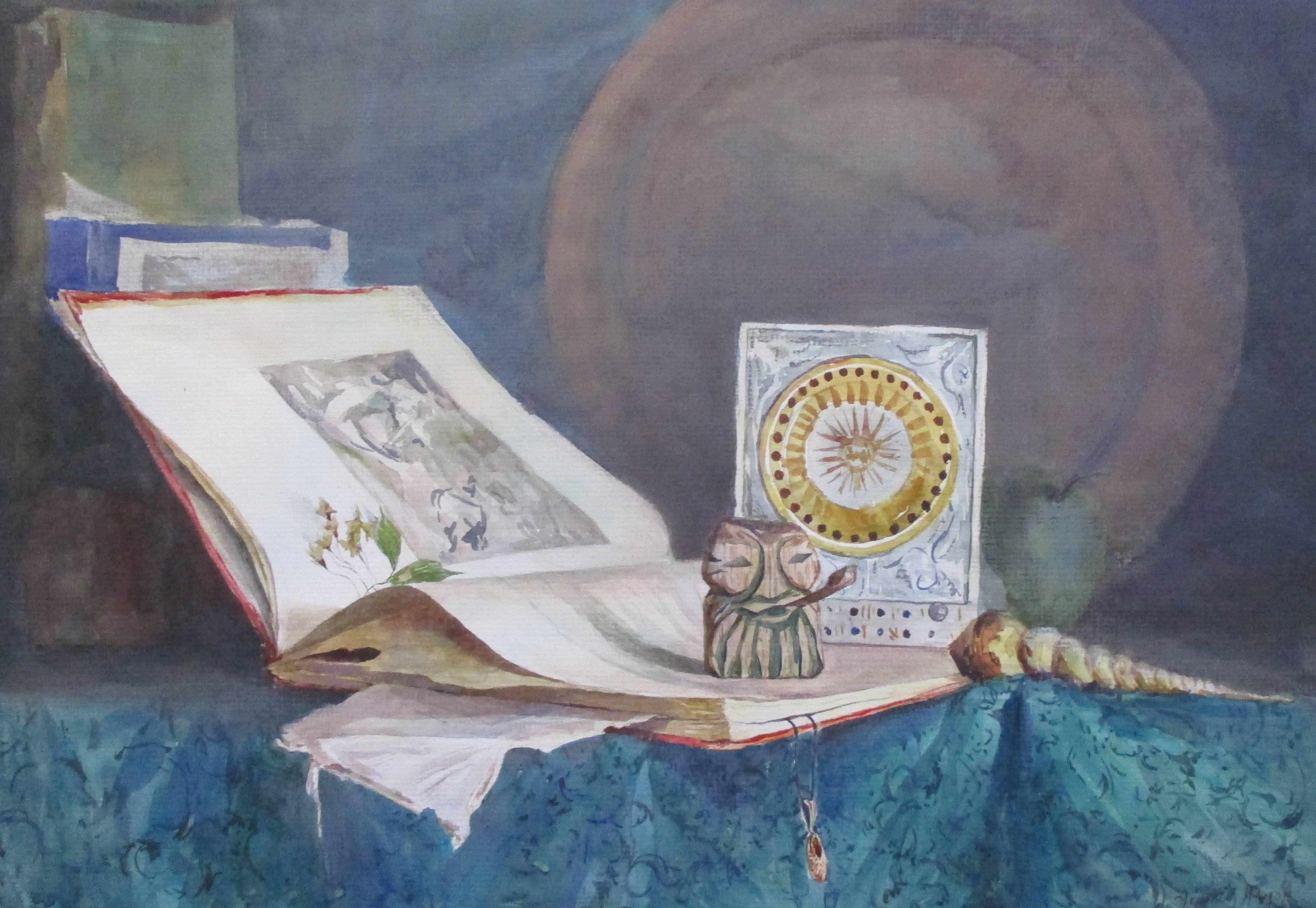 Раскрывая старинную книгу оживают легенды.