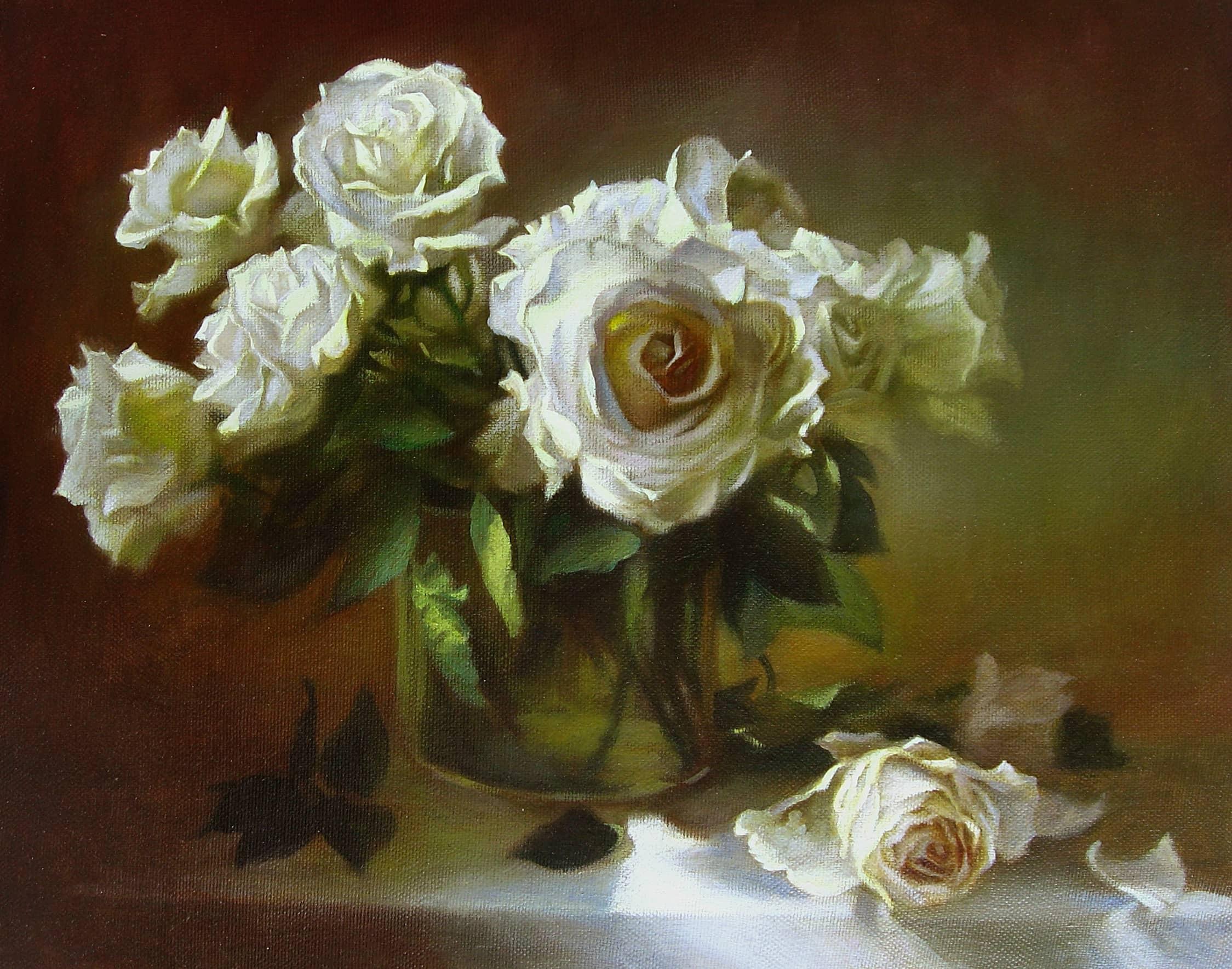 Розы.Копия(Т.и В.Клевенские)