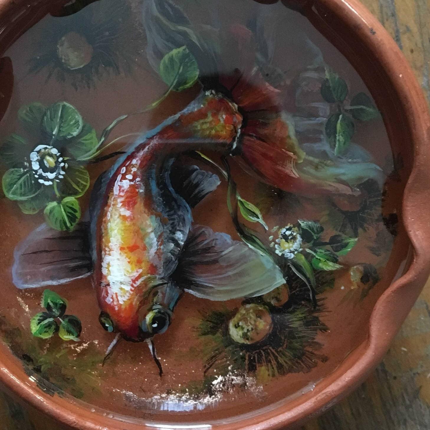 рыбки, сюжет 3