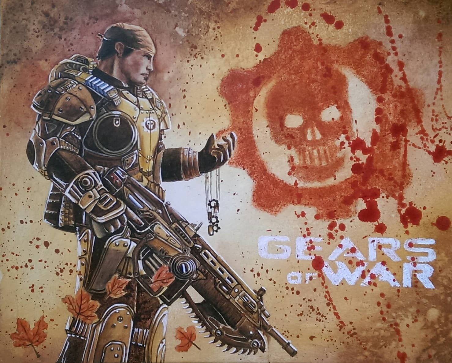 """Gears of War"""