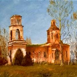Губарево. Богоявленский-Казанский Храм