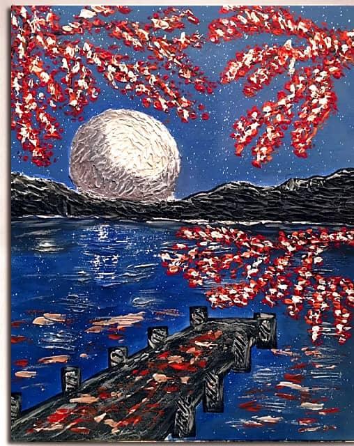 Сказочная луна