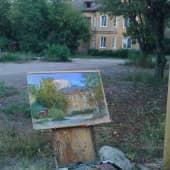 Уходящее лето (1), художник Ирина Голубина