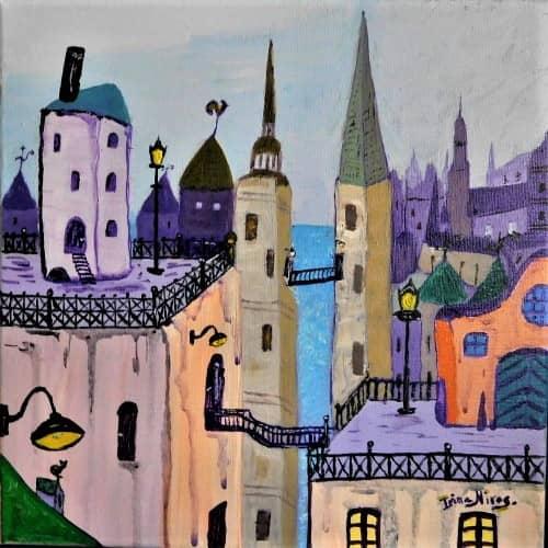 Город, Где Живут Сказки