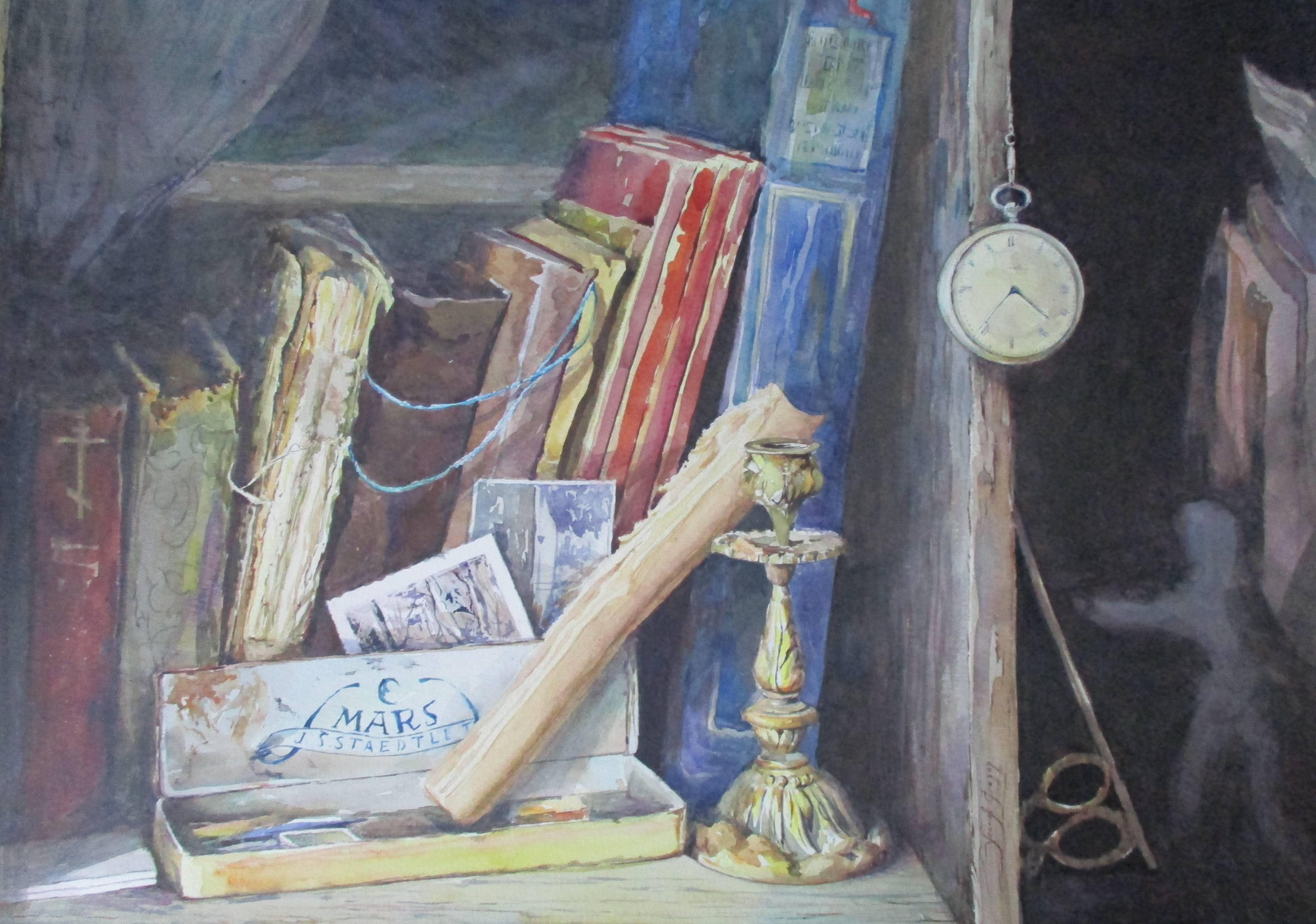Книжный дух