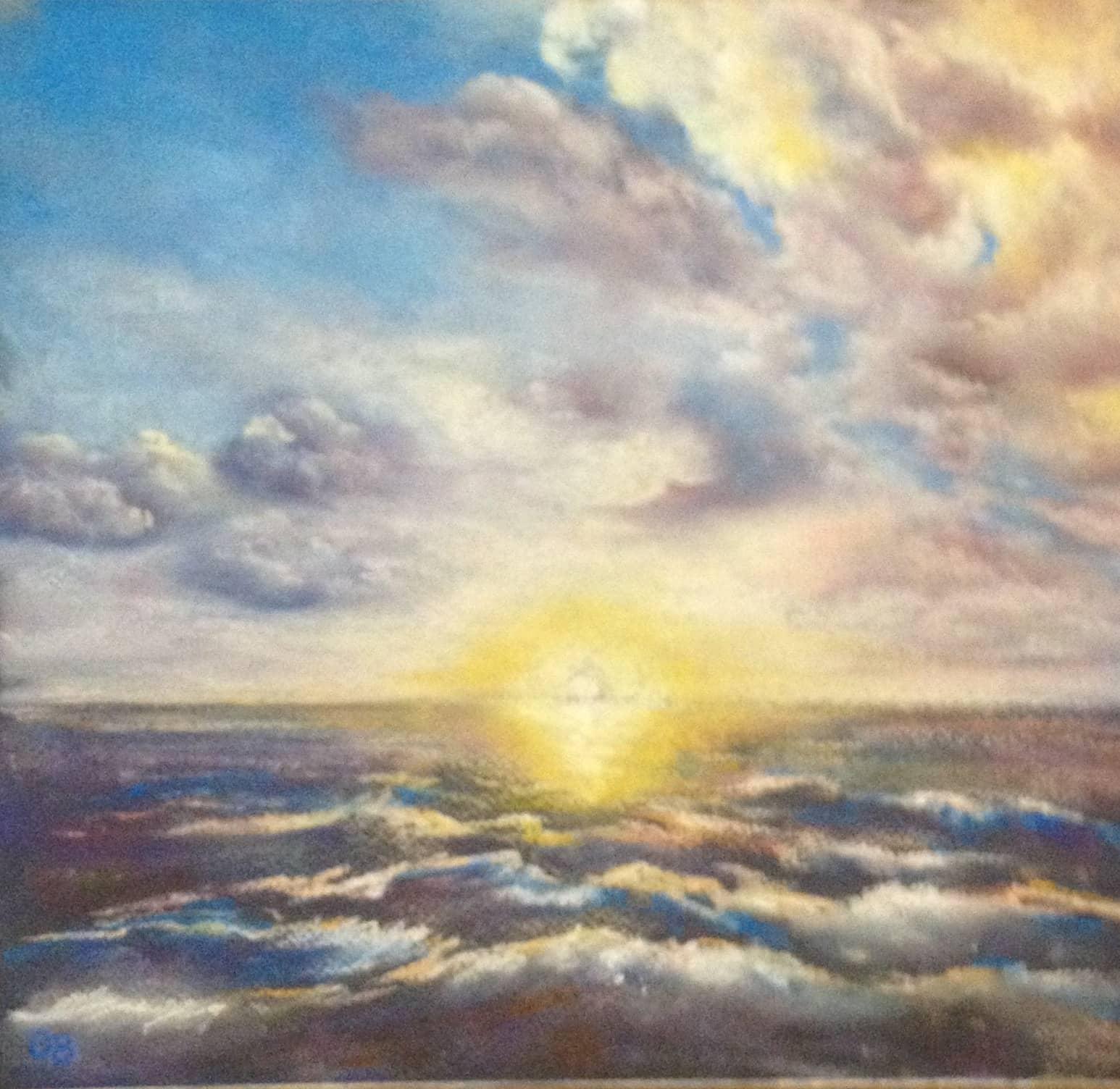 Морской этюд