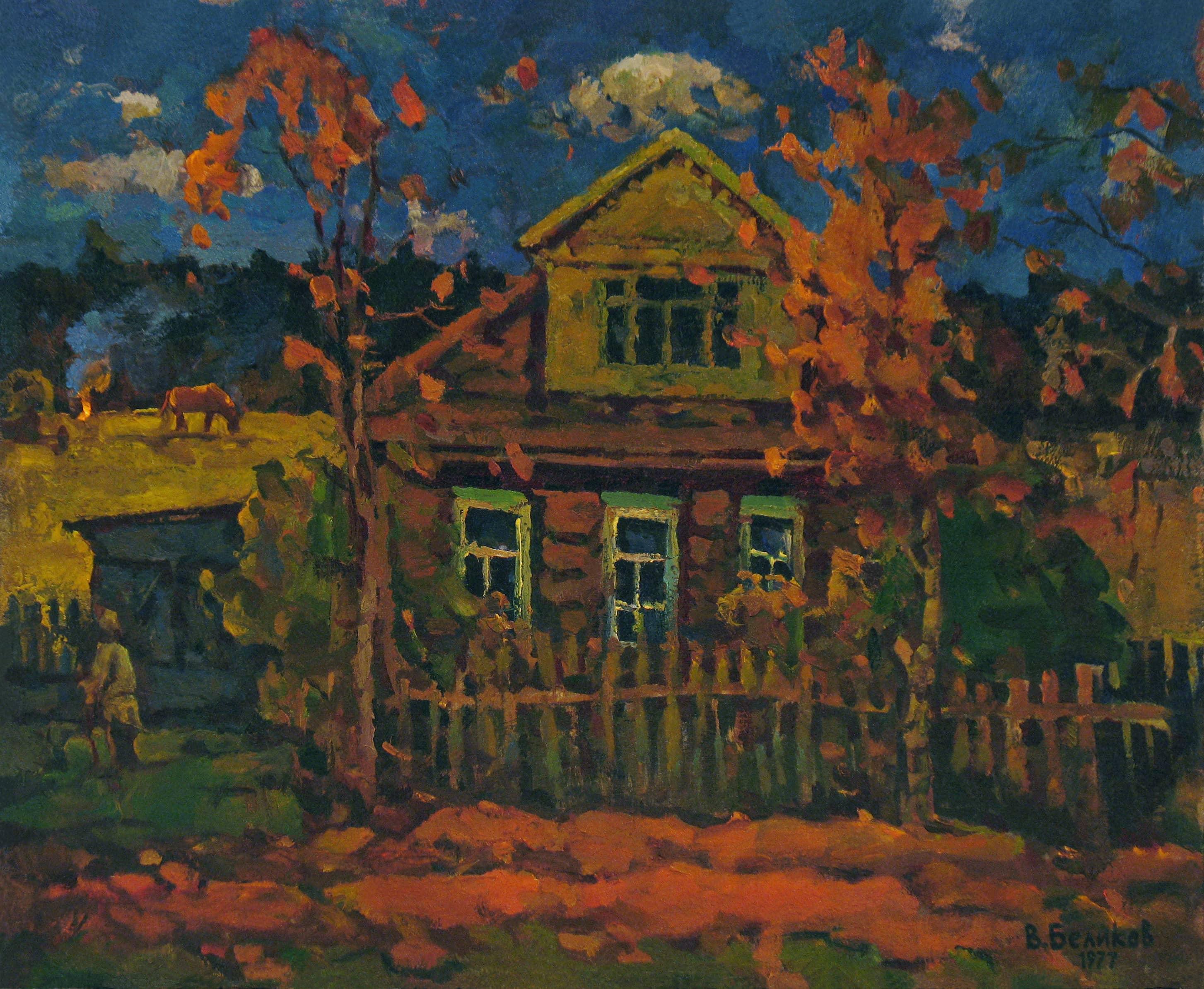 Дом художника Рябушкина