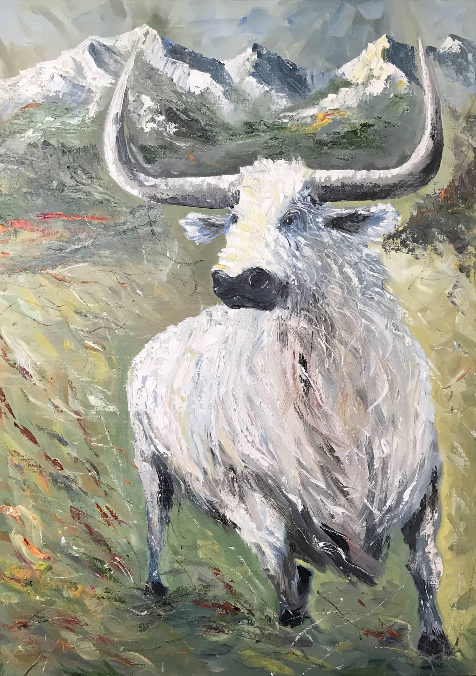 В год белого быка