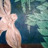Небесные птицы (1), художник Ирина