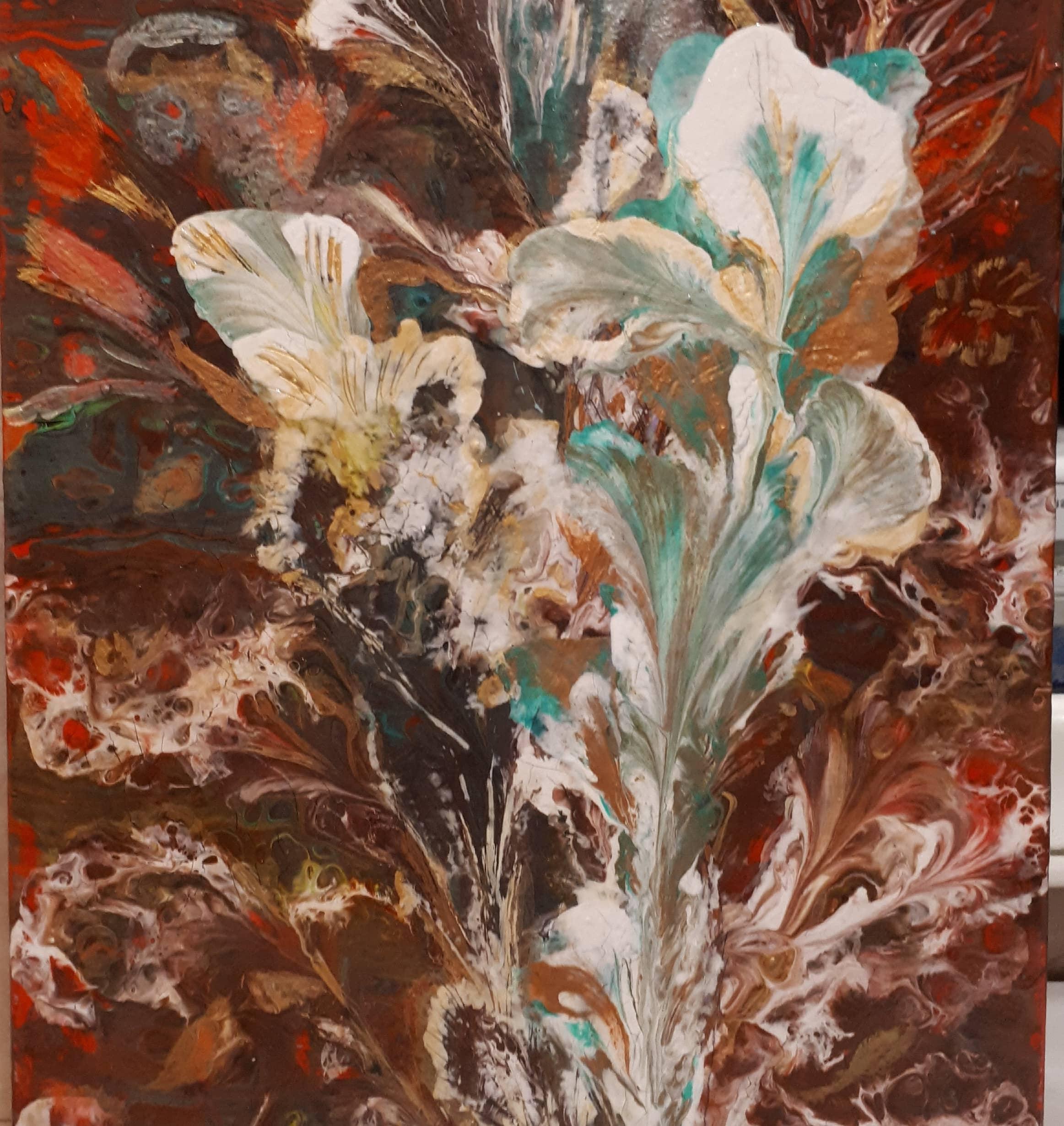 Цветы, сюжет 2