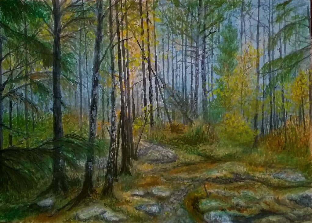 Чудный лес