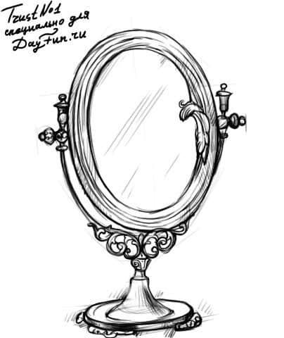 Как-нарисовать-зеркало-карандашом-поэтапно-4.jpg