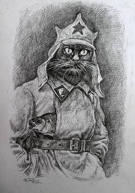 Основатель и верховный главнокомандующий рыболовных войск
