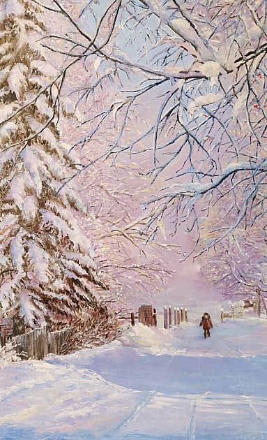 Сибирский мороз