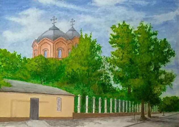 Евпатория, Ильинская церковь