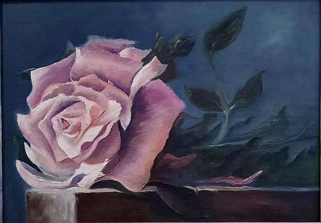 Забытая роза