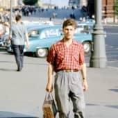 Улица Ленина. Прошлое в настоящем (2), художник ArtDed