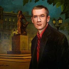 Портрет А.А. Каштанова