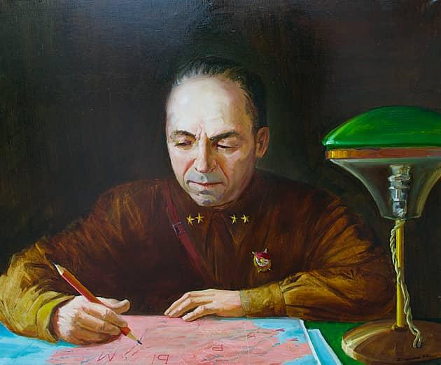 Портрет Ласкин