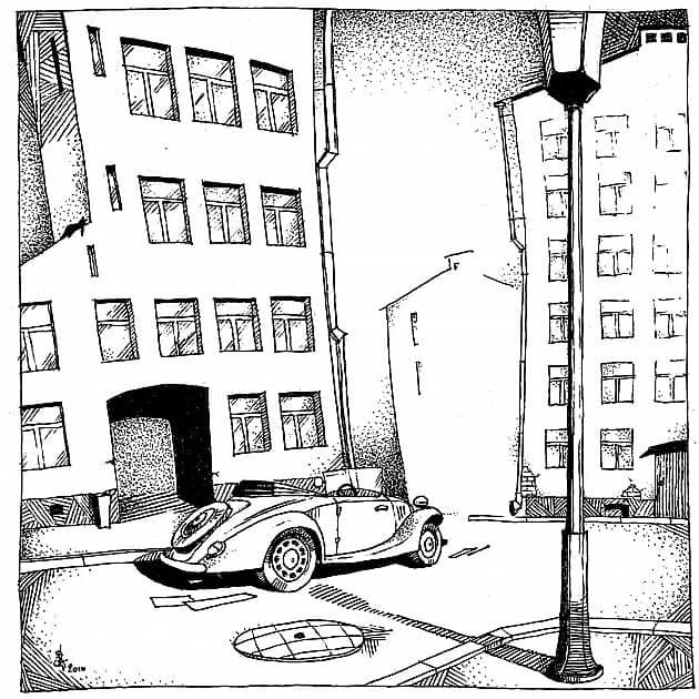 Улица, статика
